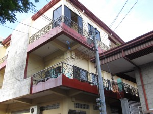 San Lorenzo Ruiz Parish Rectory