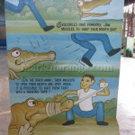 Strength of Crocodiles