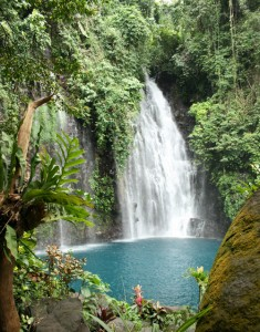 The Awesome Tinago Falls