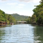 The beautiful Loboc River