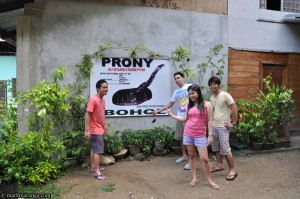 Prony in Bohol