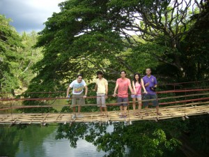 Bohol Hanging Bridge