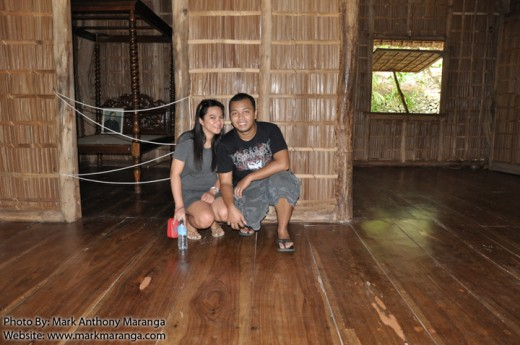 Inside Rizal's House