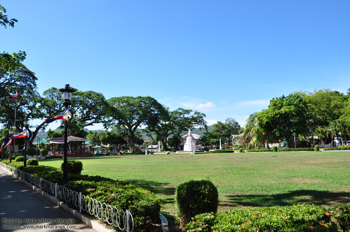 Dapitan Philippines  city pictures gallery : Liwasan ng Dapitan: Dapitan City Plaza | Philippines Tour Guide