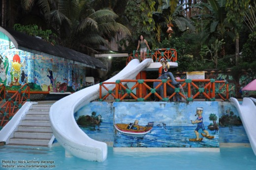 Mid Range Slide And Pool Philippines Tour Guide