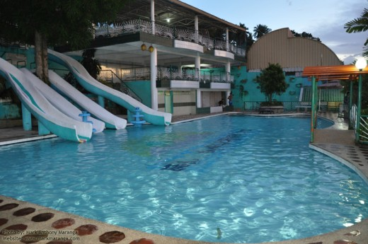 Main Adult Pool Philippines Tour Guide