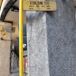 Colon Street Post
