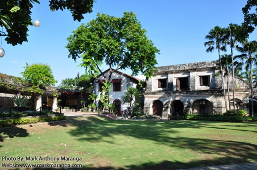Landscape of Fort San Pedro