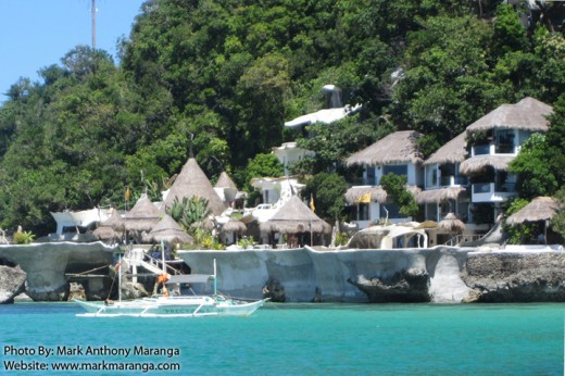 Pacquiao's resort in Boracay