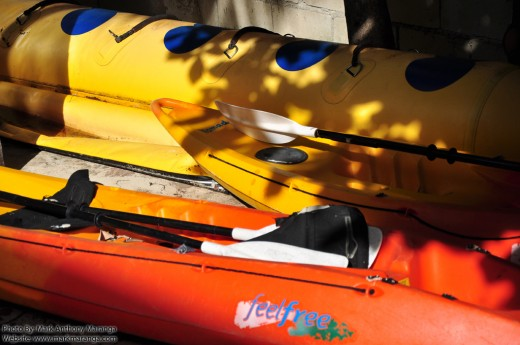 Banana Boat and Kayak for rent