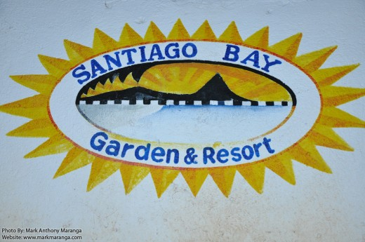 Logo of Santiago Bay