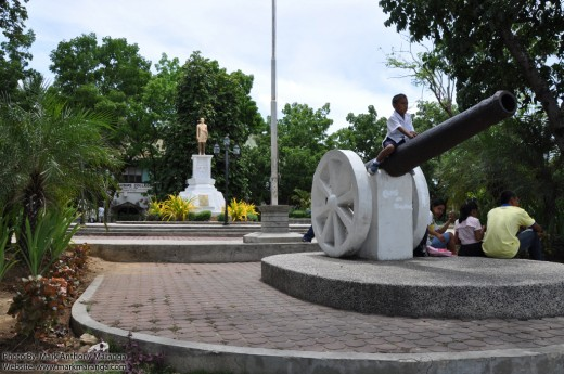 Nearby Rizal Monument