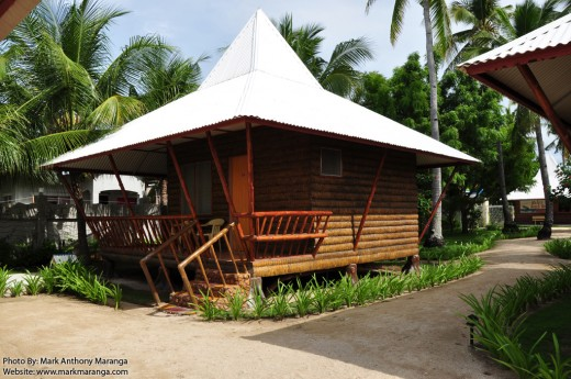 Room Cottages at Maia's Beach Resort