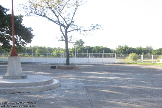 Camiguin Airport Ground and Runway (After the fence)