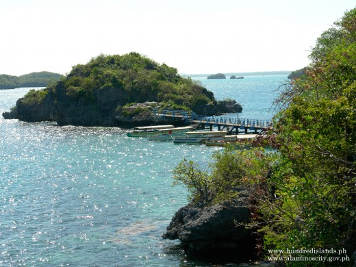 Quezon Island Boardwalk