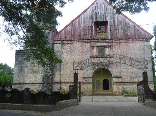 San Isidro Labrador Parish Church