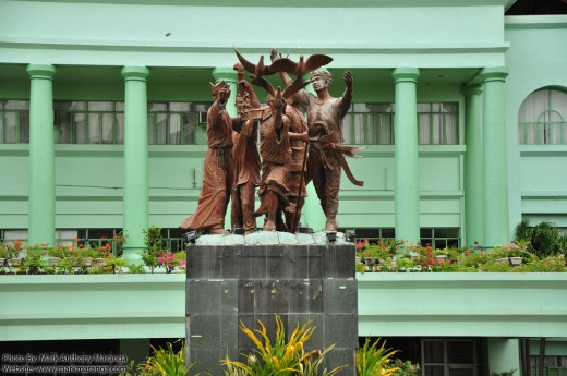 Commemorative Monument of Peace and Unity