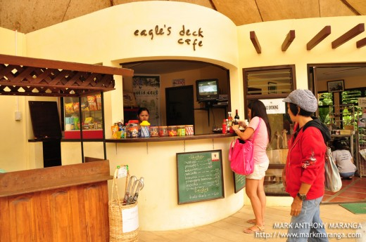 Eagle's Deck Cafe