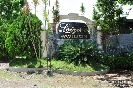 Entrance Gate of Loiza Pavilion