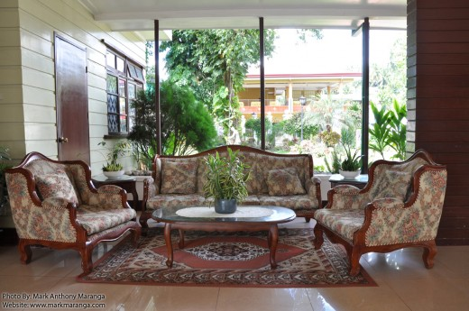 Lounge of the Ancestral House