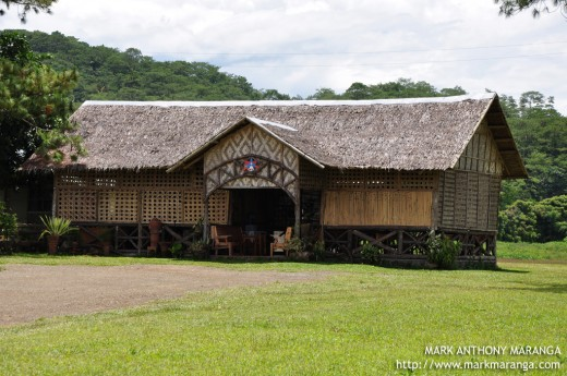 Main Hall of D' Stable Eco Resort