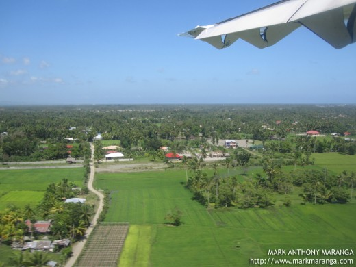 Surroundings of Kalibo Airport