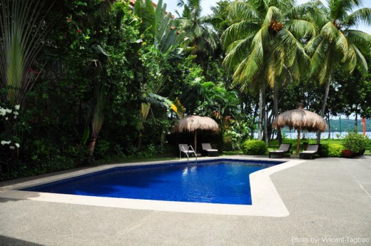 Swimming Pool at Pearl Farm Beach Resort