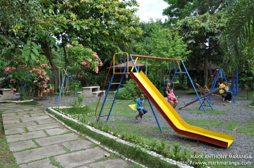 Children's Playground of Davao Butterfly Farm