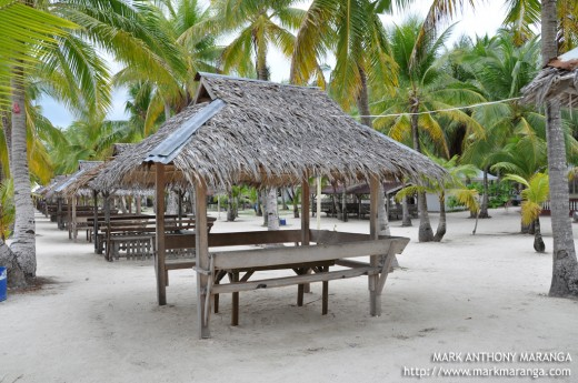 Open Air Cottages of Sugar Beach