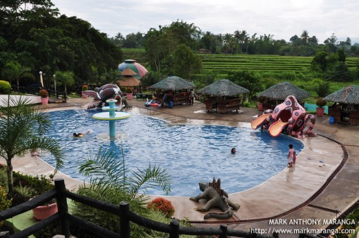 The Scenic Pool for Kids at RR Spring Resort