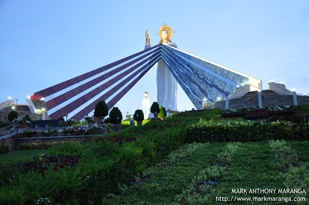 the archdiocesan shrine of divine mercy philippines tour guide