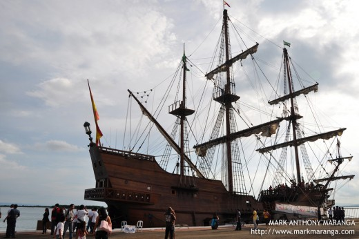 Galleon Andalucia