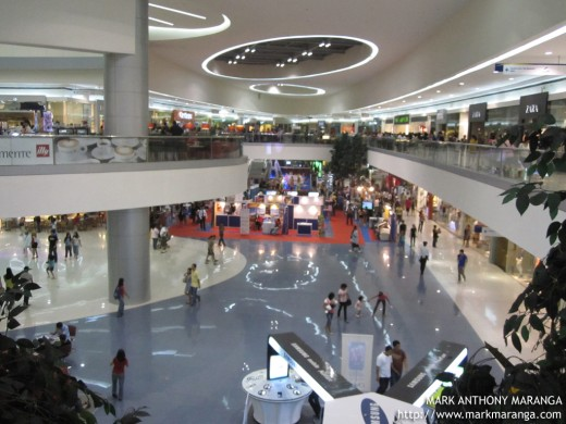 Inside Mall of Asia