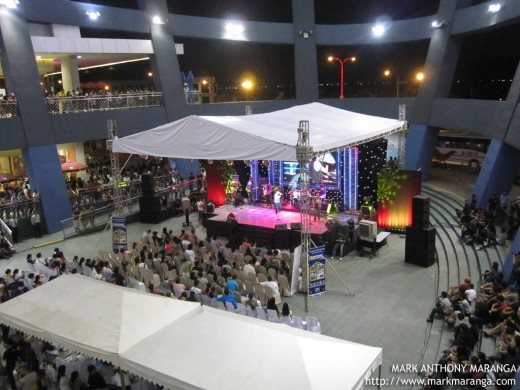 Open-air Stage