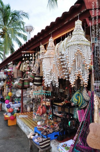 Souvenir Items at Mactan Shrine
