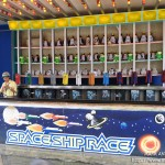 Spaceship Race