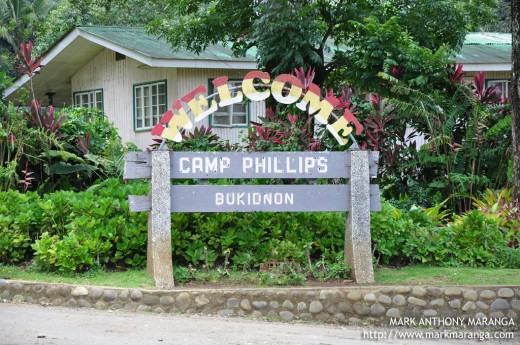 Welcome to Camp Phillips