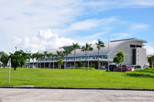 Bacolod-Silay Airport Building