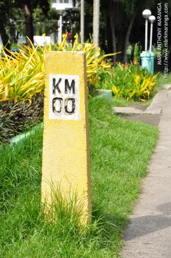 Kilometer Zero of Bacolod