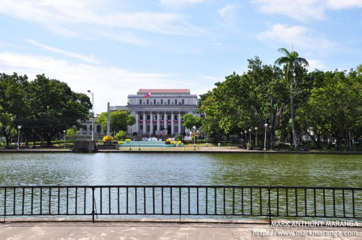 Negros Occidental Capitol Park and Lagoon