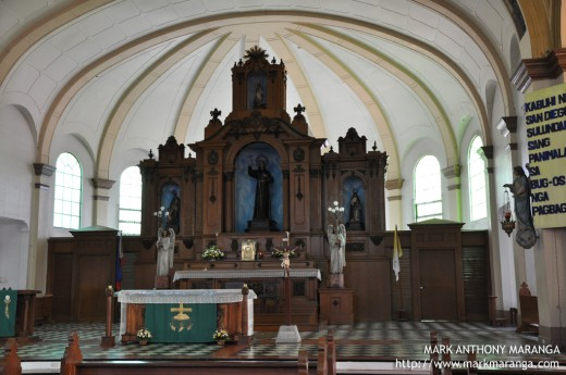 The Church's Altar