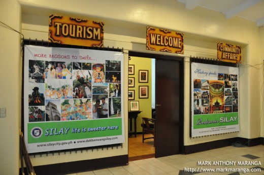 Tourism office of Silay