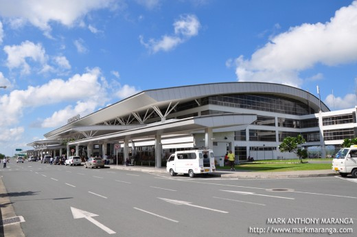 Iloilo International Airport Landscape
