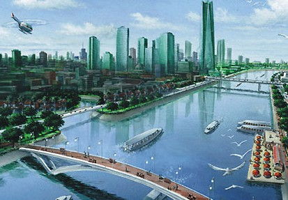 Pasig River in the future