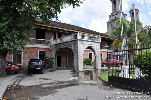 Palacio Episcopal or Bishop Palace in Bacolod