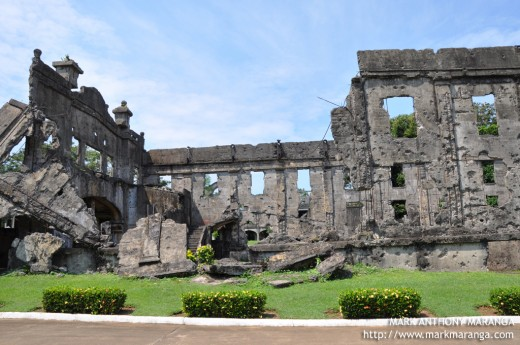 Ruins of Cinema Corregidor