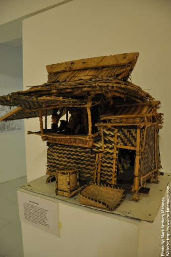 Bagobo House Replica