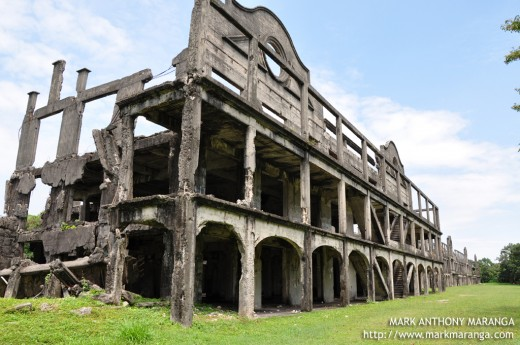 Corregidor's Mile-Long Barracks