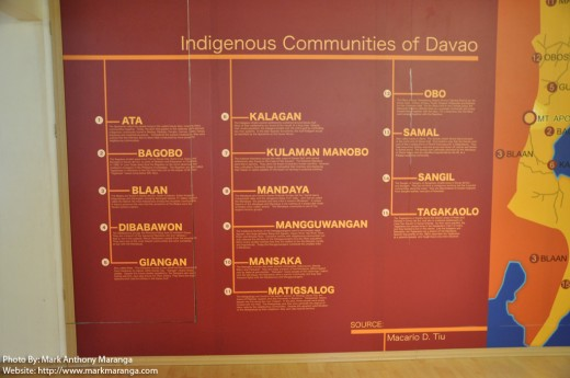 Indigenous Communities of Davao