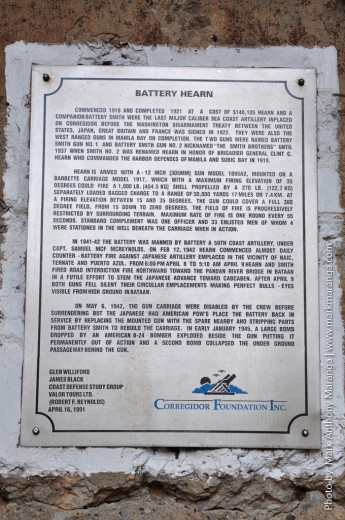 More information about Battery Hearn